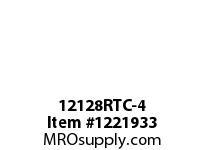 WireGuard 12128RTC-4 RAINTIGHT HINGED RAINTIGHT T/C CABINET