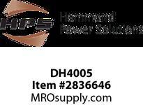 HPS DH4005 DH4 ENCLOSURE BACK PANEL Accessories