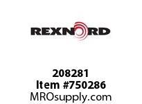 REXNORD 208281 592617 401.DBZ.CPLG QD-E SD