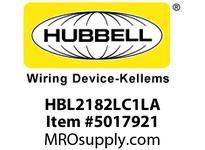 HBL_WDK HBL2182LC1LA LOAD CTRL HGR SPLT CIRC 20A 5-20R LA