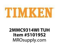 TIMKEN 2MMC9314WI TUH Ball P4S Super Precision