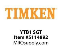 TIMKEN YTB1 SGT Ball Pillow Block Housed Unit