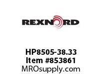 REXNORD HP8505-38.33 HP8505-38.33 HP8505 38.3333 INCH WIDE MATTOP CHA
