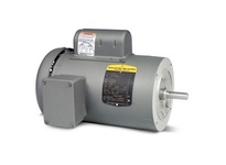 BALDOR VL3503CNF Output: .5HP RPM: 3450, PH: 1, Enclosure: TEFC, NEMA, Frame: 56C