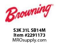 Browning S3K 31L SB14M CBN 3000 GEARHEADS