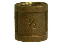 MRO 44410 1/8 BRONZE COUPLING