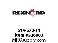 REXNORD 614-573-11 KUS882-10T 1-1/2KWSS 175698