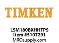 TIMKEN LSM180BXHHTPS Split CRB Housed Unit Assembly