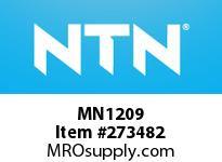 NTN MN1209 CYLINDRICAL ROLLER BRG