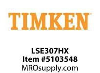 TIMKEN LSE307HX Split CRB Housed Unit Component