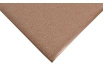 NoTrax 825S0310BR 825 Cushion-Stat w/ Dyna-Shield 3X10 Brown Cushion Stat is a dissipative/anti-static mat made from a NoTrax exclusive Dyna-Shield PVC sponge specially formulated to absorb static electricity keeping sensitive electronic c