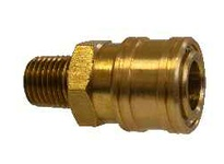 MRO 28669 3/4 HIGH FLOW MALE COUPLER
