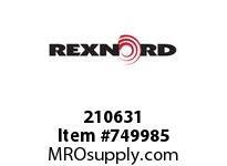 REXNORD 210631 591811 CPSC HH 10-24 1.25