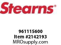 STEARNS 961115600 SNAP-IN BLANK 5/16 HOLE 8094790