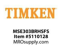 TIMKEN MSE303BRHSFS Split CRB Housed Unit Assembly