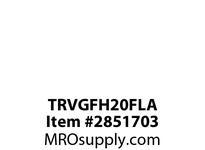CPR-WDK TRVGFH20FLA GFCI HG TR Deco Duplex 20A 125V LA NAFTA