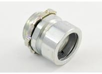 "Bridgeport 250-US 1/2"" USA steel compression connector"