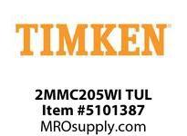 TIMKEN 2MMC205WI TUL Ball P4S Super Precision
