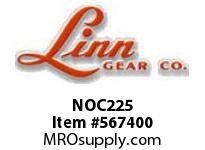 Linn-Gear NOC225 NUT  H1