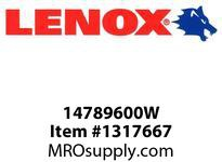 Lenox 14789600W KITS-10 PC WELDER HOLESAW