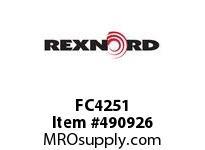 FC4251 FLANG BLK FC4251 5804628