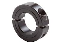 Climax Metal 2C-150 1 1/2^ ID STEEL 2PC SPLIT SHAFT COLLAR