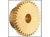 Boston Gear 09204 G256 DIAMETRAL PITCH: 24 D.P. TEETH: 16 PRESSURE ANGLE: 14.5 DEGREE