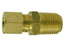 MRO 18180L 1/4 X 1/4 COMP X MIP ADAPTER-LP (Package of 10)