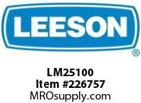 LM25100 23600Tefc56H3/60/575
