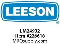 LM24932 1/21800Tefc483/60/230/460