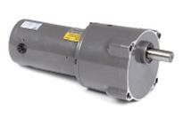 BALDOR GCP25005 1/4HP, 338RPM, @ 41 In-lbs, .115/230AC, PSL