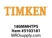 TIMKEN 180MMHTPS Split CRB Housed Unit Component