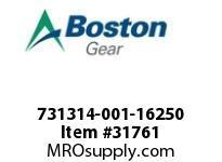 "BOSTON 79273 731314-001-16250 ROTOR 1606-1 1.6250"""