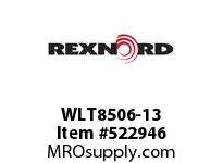 REXNORD WLT8506-13 WLT8506-13 189359