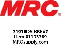MRC 71916DS-BKE#7 ABEC-7 PRECISION BALL BRG