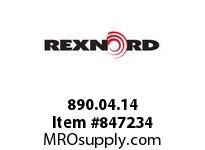 REXNORD 890.04.14 KU7526-28T 1-3/8 2KWSS KU7526-28T SOLID SPROCKET WITH 1-3/