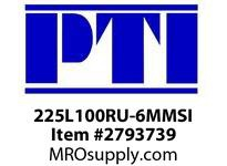 PTI 225L100RU-6MMSI SILICONE COVERED TIMING BELT BE-BERVINA