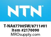 NTN T-NA87700SW/8711#01 Large Size TRB 200<D<=400