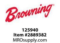 System Plast 125940 2256-10S30M-DMS TWO PIECE MACHND SPROCKETS