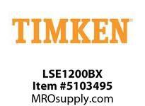 TIMKEN LSE1200BX Split CRB Housed Unit Component