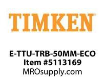 TIMKEN E-TTU-TRB-50MM-ECO TRB Pillow Block Assembly