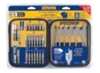 IRWIN 3057031 Fastener Drive Tool and SPEEDBOR S