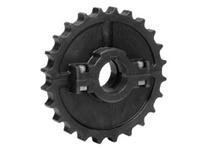 614-59-22 NS5700-24T Thermoplastic Split Sprocket TEETH: 24 BORE: 40mm IDLER