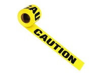 "IRWIN 66200 300 x 3"" - CAUTION Tape"