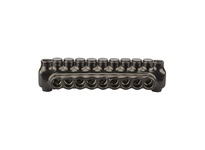NSI IPLM1/0-9 1/0-14 AWG POLARIS INSULATED MULTI-TAP CONN 9 PORT (SINGLE SIDED ENTRY & MOUNTABLE)