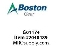 Boston Gear G01174 SSUC207-20 BEARING INSERT