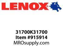 Lenox 31700K31700 KITS-31/700 AUGER/LEADER-31/700 AUGER/LEADER- AUGER/LEADER-31/700 AUGER/LEADER-