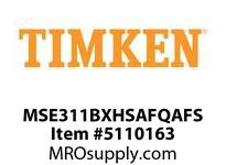 TIMKEN MSE311BXHSAFQAFS Split CRB Housed Unit Assembly