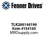 TLK200140190 TLK200 - 140 MM