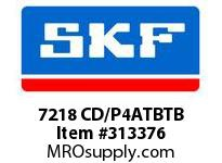 SKF-Bearing 7218 CD/P4ATBTB
